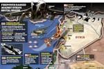 Toàn cảnh kế hoạch tấn công chớp nhoáng Syria của Mỹ và phương Tây
