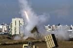Israel triển khai hệ thống phòng thủ tên lửa đối phó tấn công từ Syria