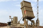 Israel triển khai thêm Iron Dome tới Tel Aviv phòng Syria tấn công