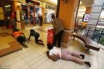 Tấn công trung tâm thương mại ở thủ đô Kenya, ít nhất 25 người chết