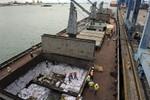 Panama phạt tàu Triều Tiên 1 triệu USD vì buôn lậu