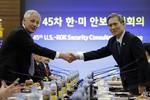 Mỹ - Hàn ký hiệp ước ngăn chặn tấn công hạt nhân từ Triều Tiên