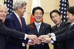 Nhật Bản hỗ trợ Mỹ 3,1 tỷ USD di dời lực lượng quân sự khỏi Okinawa
