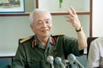 Tin Đại tướng Võ Nguyên Giáp từ trần lan rộng trên Twitter