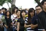 Tân Hoa Xã: Người Việt Nam xếp hàng dài cả km vào viếng Tướng Giáp