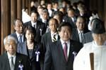 Trung Quốc triệu Đại sứ Nhật Bản lên án vụ thăm đền chiến tranh