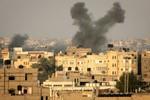 Israel không kích Gaza sau khi bị tấn công tên lửa