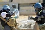 Thanh tra LHQ: Syria có 1230 quả tên lửa sẵn sàng nạp vũ khí hóa học