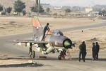 Căn cứ không quân Syria bị đánh úp đêm 30.10 là nơi giữ tên lửa S-125