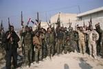 Quân đội Syria chiếm lại thị trấn chiến lược cửa ngõ của Aleppo