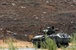 Thổ Nhĩ Kỳ bắt giữ 3 xe chở hóa chất tại biên giới với Syria