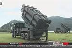 Video: Nhật Bản kéo tên lửa đất đối hạm ra eo biển Miyako-Okinawa