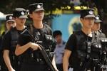 Trung Quốc bắn chết 9 đối tượng tấn công đồn cảnh sát Tân Cương