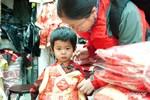 Quần áo trẻ em Trung Quốc chứa chất độc, gây hại thần kinh