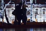 Ảnh: Không khí Neol lung linh tại thủ đô Moscow