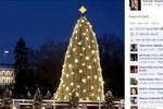 Tổng thống Obama gửi thông điệp Giáng sinh