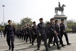 Quân đội Thái Lan bác tin đồn âm mưu đảo chính