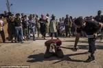 Quân nổi dậy liên kết với al-Qaeda đăng video hành quyết binh sĩ Syria