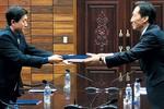 Kim Jong-un mở kho gạo dự trữ của quân đội cứu đói 2 lần năm 2013