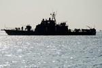 Tàu chiến Iran kéo tới biên giới biển của Mỹ