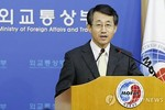 Hàn Quốc kêu gọi Nhật Bản không một mình tiếp cận với Triều Tiên