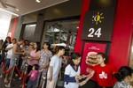 20.000 lượt khách đến McDonald's VN trong 2 ngày khai trương