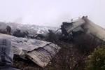 Một người thoát chết kỳ diệu trong vụ rơi máy bay ở Algeria