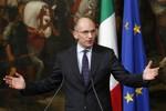 Thủ tướng Italia từ chức sau khi đảng cánh tả rút hỗ trợ