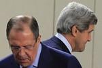 Geneva 2 thất bại, Nga-Mỹ chỉ trích lẫn nhau