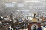 Tổng thống Ukraina tuyên bố đạt được thỏa thuận giải quyết xung đột
