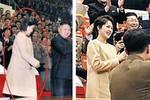 Chosun: Vợ Kim Jong-un sắp sinh con thứ 2
