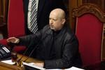 Tổng thống lâm thời Ukraina bổ nhiệm đặc mệnh toàn quyền tại Crimea