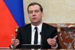 Thủ tướng Nga: Yanukovych hiện nay vô giá trị