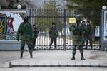 Thỏa thuận Nga - Ukraine về việc sử dụng các căn cứ quân sự ở Crimea