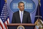 Obama: Crimea trưng cầu dân ý sáp nhập vào Nga là phạm pháp