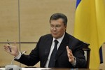 Ukraine đề nghị Interpol truy nã, bắt giữ Yanukovych