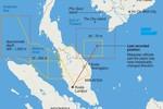 Malaysia mở rộng khu vực tìm kiếm đến biển Andaman, qua Sumatra
