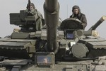 "Ukraine chuẩn bị tinh thần ""mất"" Crimea"