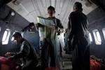 Reuters: Máy bay Malaysia có thể hết nhiên liệu, rơi ở Ấn Độ Dương