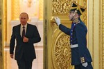 Tổng thống Putin ký dự thảo, đồng ý tiếp nhận Crimea