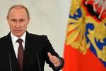 Putin châm biếm lệnh trừng phạt của Mỹ, cam kết không trả đũa