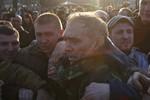 """Chỉ huy quân sự Ukraine: Hạ vũ khí hoặc bị """"tiêu diệt"""""""