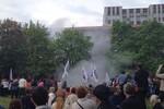 1000 người biểu tình ly khai tấn công văn phòng công tố viên Donetsk