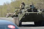 Ukraine thay tướng chống khủng bố, bắt đầu chiến dịch mới hôm nay