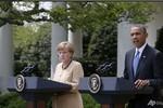 Mỹ, Đức tăng trừng phạt Nga nếu can thiệp bầu cử Tổng thống Ukraine