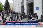 Phe biểu tình Ukraine thành lập quân đội tiến về Kiev