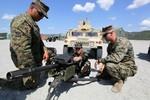 Mỹ, Philippines tập trận trên Biển Đông đối phó với nguy cơ xâm lược