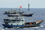 Trung Quốc tuyên bố mất tích tàu cá (đánh bắt trái phép) ở Trường Sa