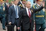 Mỹ, NATO, Ukraine phản ứng việc Putin thăm Crimea