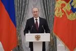 Putin sẽ bày tỏ lập trường về kết quả bỏ phiếu ở Đông Ukraine